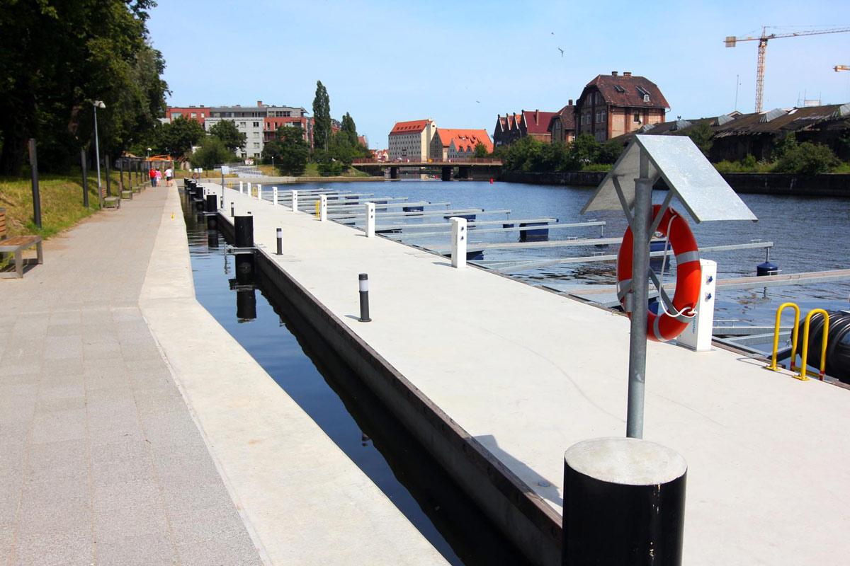 Mosty firmy Pontech