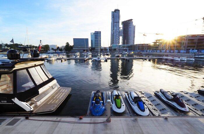 Marina Yacht Park